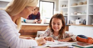 Homeschooling or teaching from home