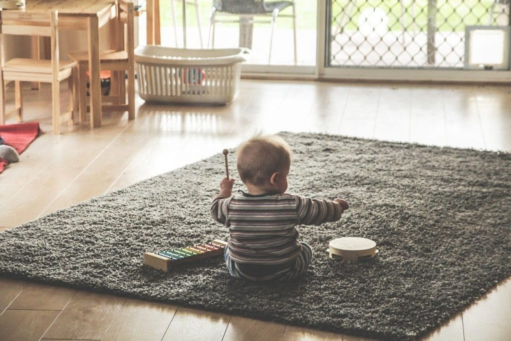 start a child to learn music