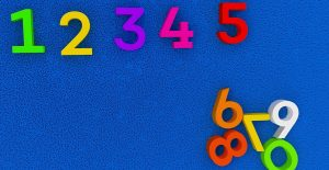 teach numbers in english to children