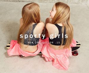 Sporty Girls Sportswear for Girls by Zara Kids 01
